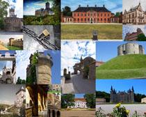 國外建筑寫真拍攝高清圖片