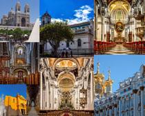 国外教堂建筑摄影高清图片