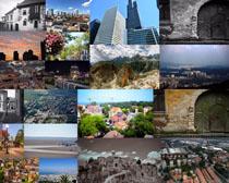 國外城市風光拍攝高清圖片
