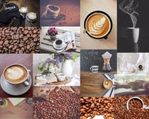 休闲生活咖啡摄影高清图片