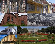 国外民族建筑摄影高清图片