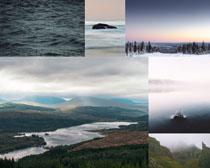 大好河山风景摄影高清图片