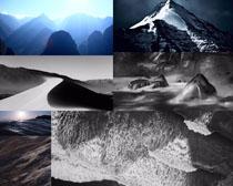 山川山峰风景摄影高清图片