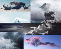 天空云层云朵摄影高清图片