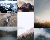 云雾风景拍摄高清图片