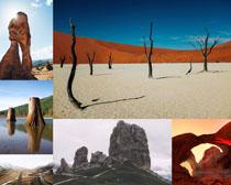 景观石头景点摄影高清图片