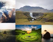 美麗風景景色拍攝高清圖片
