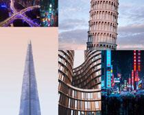 日本城市建筑景观摄影高清图片