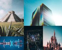 國外景觀標志建筑攝影高清圖片