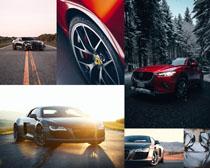 动感跑车汽车摄影高清图片