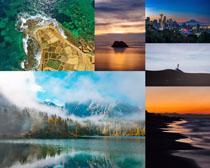 唯美国外景色风光摄影高清图片