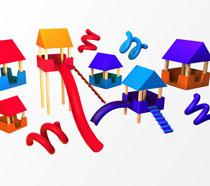 儿童玩具广告PSD素材