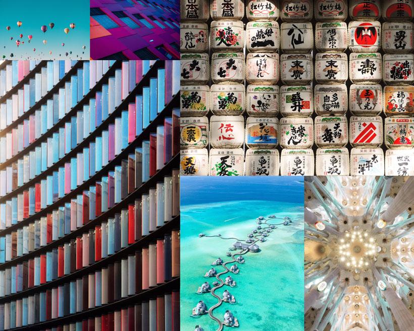 圖書館傳統文化背景攝影高清圖片