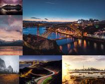 美丽的夜色风景写真摄影高清图片
