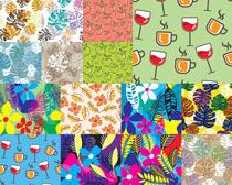 色彩花紋背景圖案攝影高清圖片