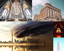 国外古典建筑城市摄影高清图片