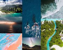 大海海岛风光摄影高清图片
