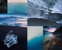 漂亮的大海美景拍摄高清图片