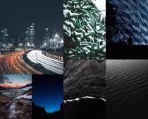 城市道路风景美景摄影高清图片