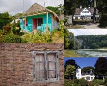 國外房屋建筑景觀攝影高清圖片