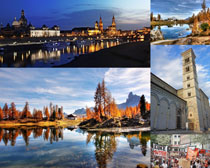 國外風景與建筑攝影高清圖片