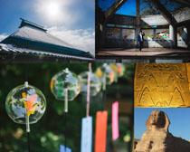 旅游風光建筑攝影高清圖片