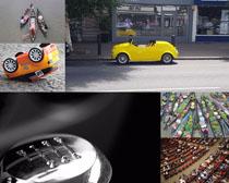 汽車船交通工具拍攝高清圖片