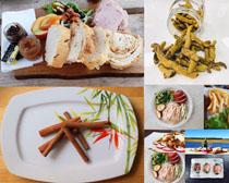 面包與食材拍攝拍攝高清圖片