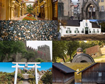 欧美建筑文化摄影高清图片