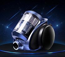 吸塵器產品宣傳海報PSD素材