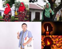國外民族生活人物攝影高清圖片