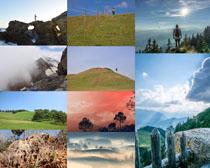 外國美麗風景線攝影高清圖片
