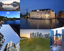 城市與風光拍攝高清圖片