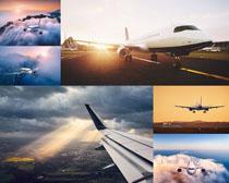 航天运输客机摄影高清图片