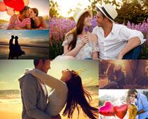 国外爱情情侣人物摄影高清图片