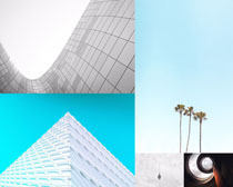 建筑奇觀景色攝影高清圖片