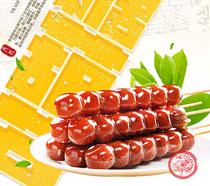 冰糖葫芦传统美食广告PSD素材