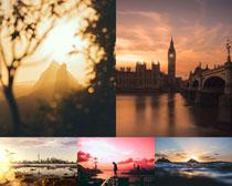 法國美麗風光拍攝高清圖片