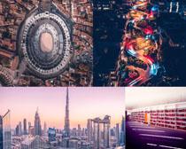 都市城市風光建筑攝影高清圖片