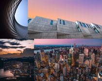 國外城市建筑風光拍攝高清圖片