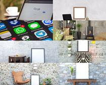 室內家庭布置展示拍攝高清圖片