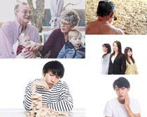 國外生活職業人物攝影高清圖片