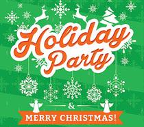 圣诞背景宣传海报PSD素材