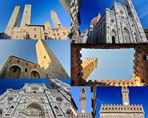 欧美建筑风情摄影高清图片