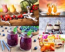 果汁飲料水果攝影高清圖片