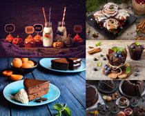 蛋糕节日展示摄影高清图片