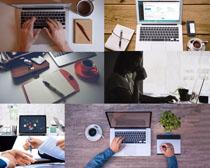 笔记本办公商务摄影高清图片