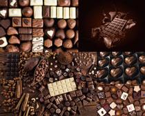 情人节巧克力食物摄影高清图片