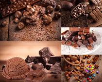 巧克力糖果摄影高清图片