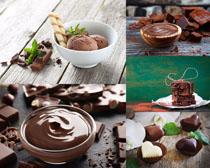 特纯巧克力摄影高清图片